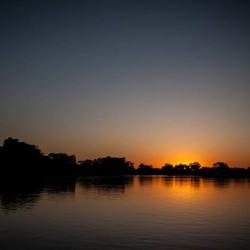 River sunset (Judit Deak)